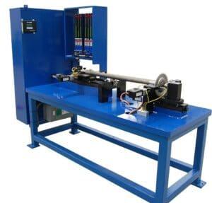 Brunner truck axle gauge bench testing system