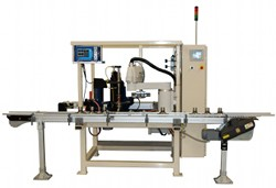 Spindle Inspection Machine using eddy current testing equipment