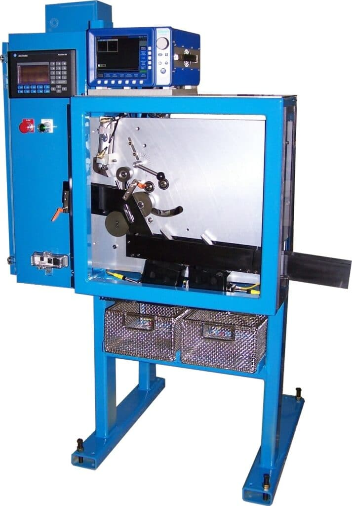 Display of CV Joint Inspection Eddy Current Testing Machine