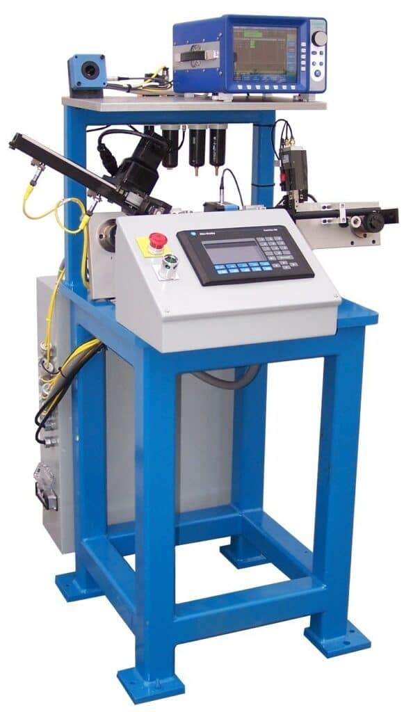 Axle Hardness Testing Machine