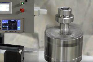 CNC Eddy Current Machine