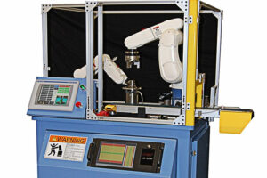 Uni-Versal™ Robotic Eddy Current Testing Machine